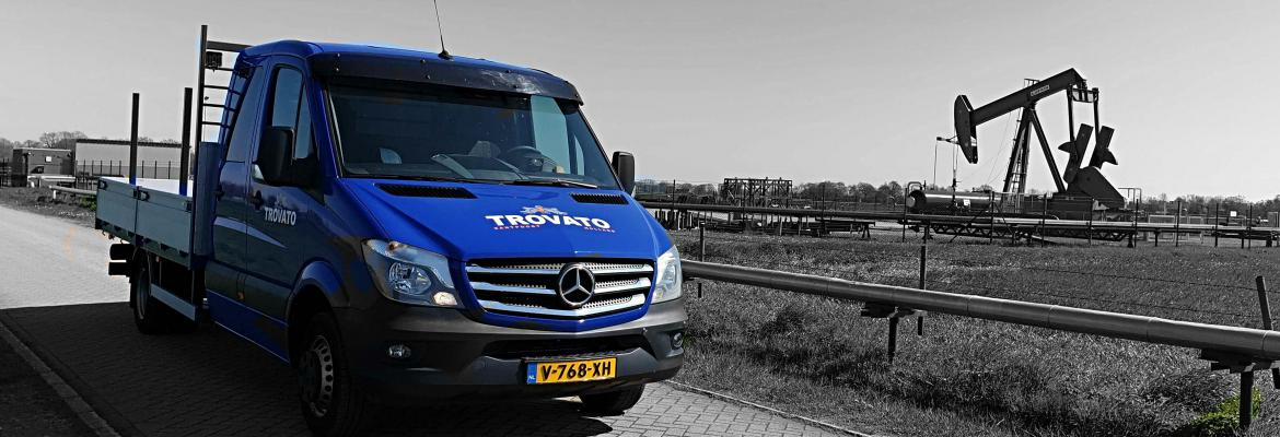 Sprinter boorlocatie